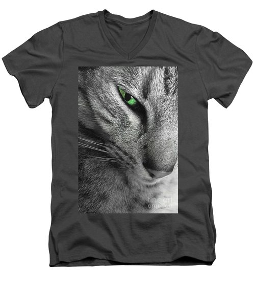I've Got My Eye On You.  Men's V-Neck T-Shirt