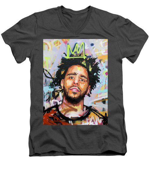 J Cole Men's V-Neck T-Shirt