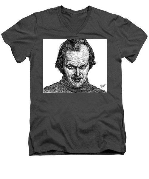 Jack Men's V-Neck T-Shirt