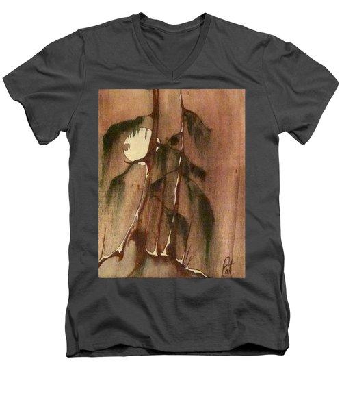 Jack Pine Men's V-Neck T-Shirt