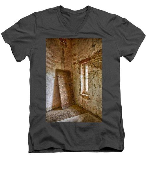 Jail House Wall Men's V-Neck T-Shirt