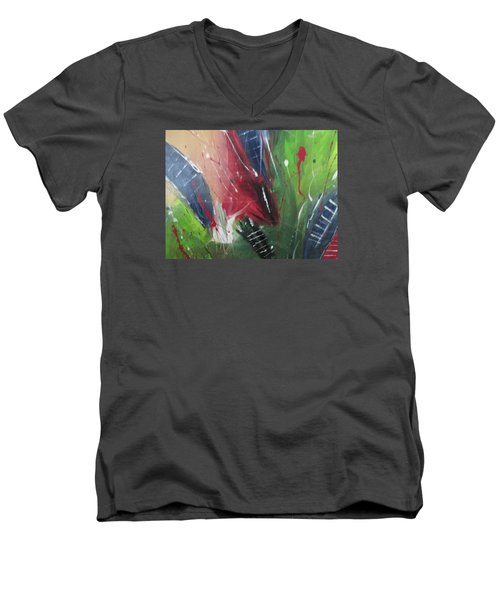 Jammin Men's V-Neck T-Shirt