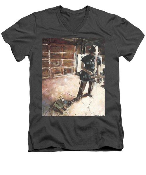 Jammin Men's V-Neck T-Shirt