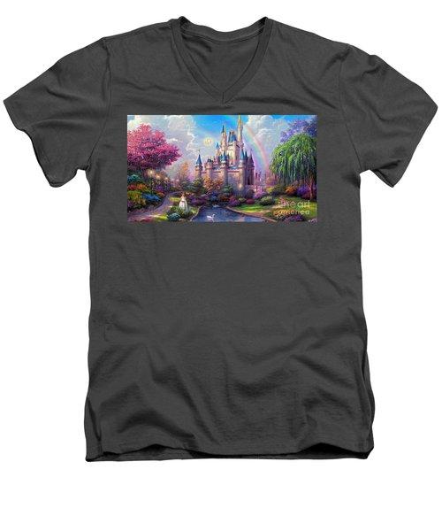 Jana Men's V-Neck T-Shirt
