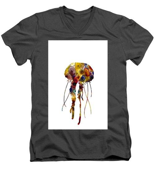 Jellyfish Men's V-Neck T-Shirt