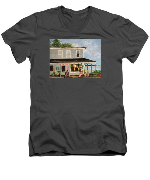 Jenn's Store Men's V-Neck T-Shirt