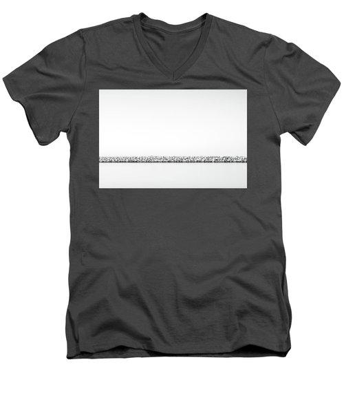 Jetty No. 01 Men's V-Neck T-Shirt