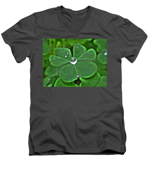 Jewelry Men's V-Neck T-Shirt