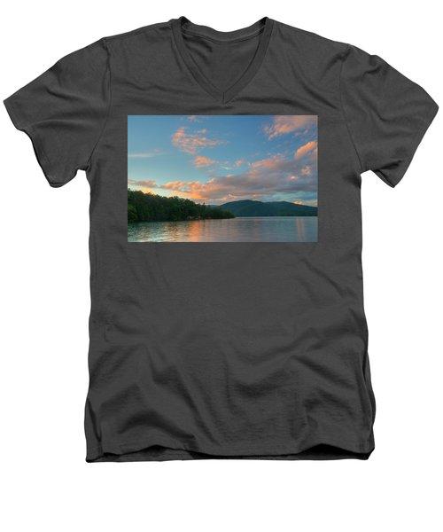 Jocassee 8 Men's V-Neck T-Shirt
