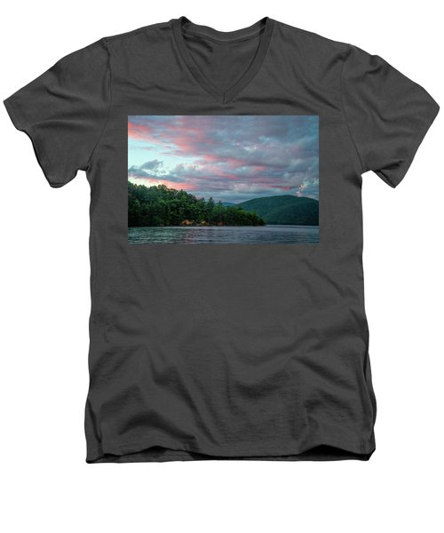 Jocassee 9 Men's V-Neck T-Shirt