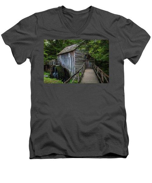 John Cable Mill Men's V-Neck T-Shirt