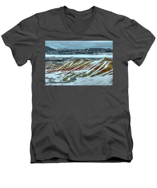 John Day Layers Men's V-Neck T-Shirt