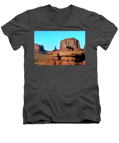 John Ford's Point Men's V-Neck T-Shirt