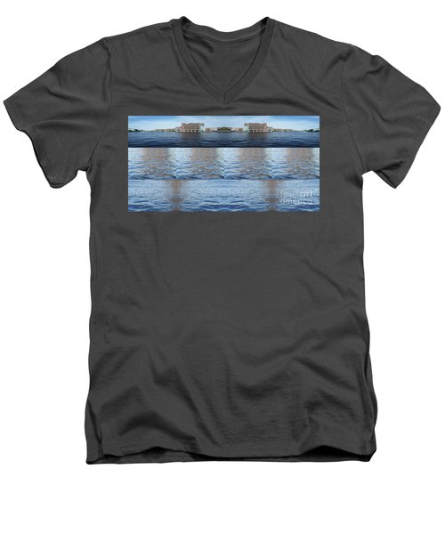 Joiner Sea Men's V-Neck T-Shirt