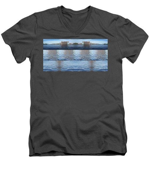 Joiner Sea Men's V-Neck T-Shirt