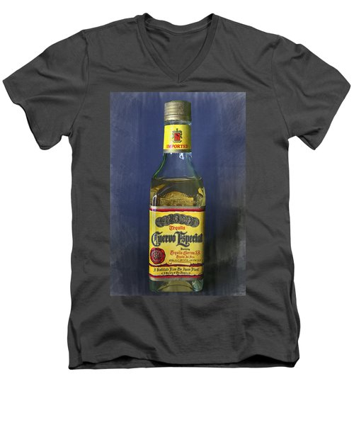 Jose Cuervo Tequila Men's V-Neck T-Shirt