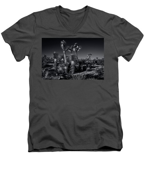 Joshua Tree Series 9190509 Men's V-Neck T-Shirt