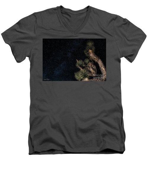 Joshua's Stars Men's V-Neck T-Shirt
