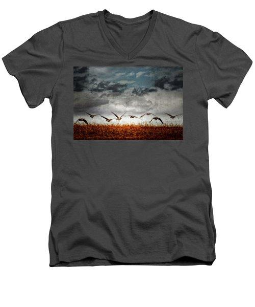 Journey 5 Men's V-Neck T-Shirt