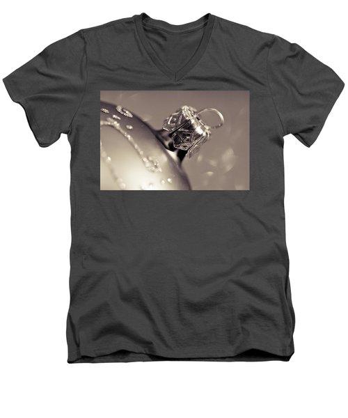 Joy Is Coming Men's V-Neck T-Shirt