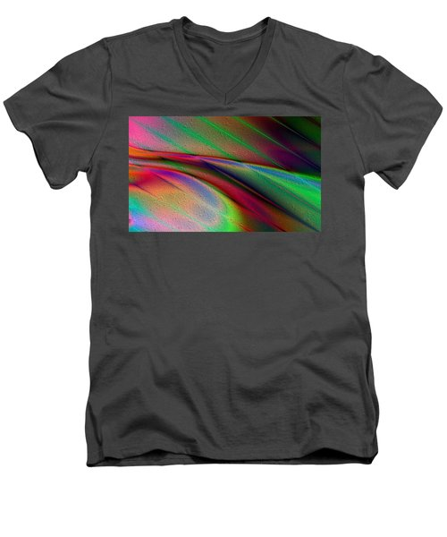 Joyado Men's V-Neck T-Shirt