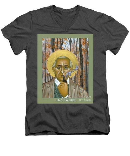J.r.r. Tolkien - Rljrt Men's V-Neck T-Shirt
