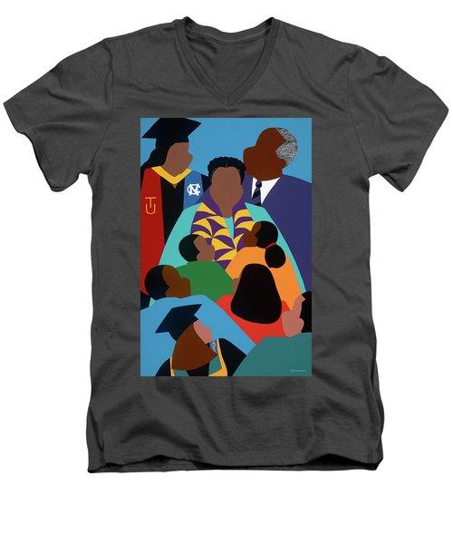 Jubilee Men's V-Neck T-Shirt