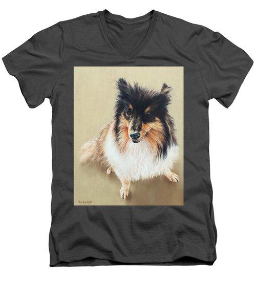 Jude Men's V-Neck T-Shirt