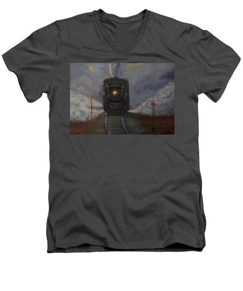 Junction Men's V-Neck T-Shirt