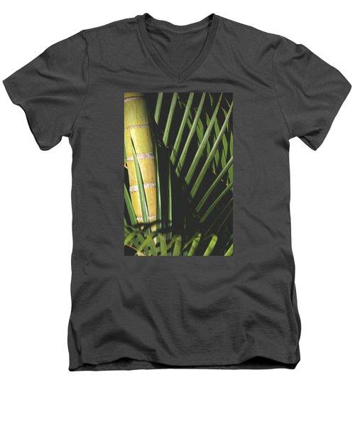 Jungle Fever Men's V-Neck T-Shirt