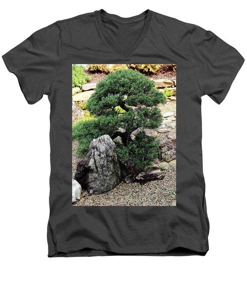 Juniper Men's V-Neck T-Shirt
