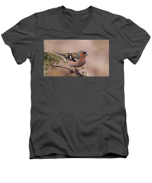 Juniper Bird Men's V-Neck T-Shirt