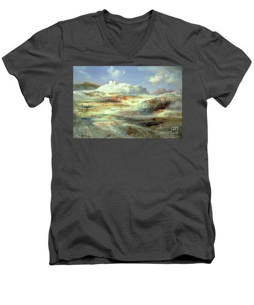 Jupiter Terrace Men's V-Neck T-Shirt