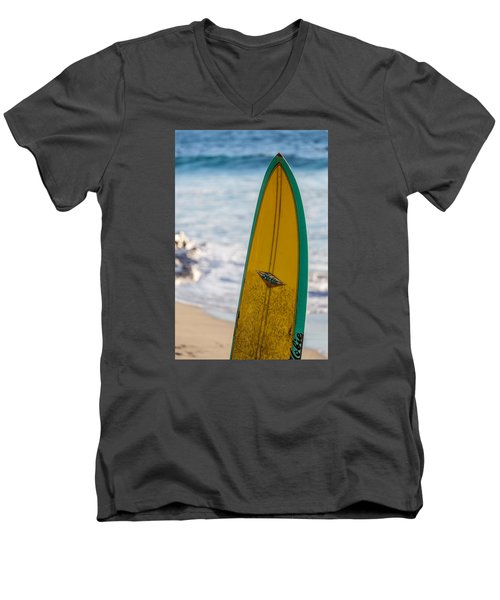 Just A Hobie Of Mine Men's V-Neck T-Shirt