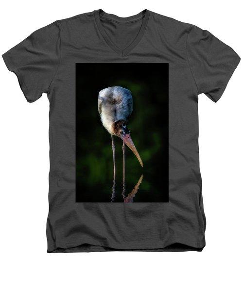 Just Browsing Men's V-Neck T-Shirt