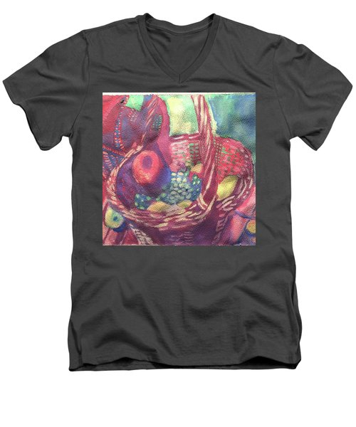Just Gathered Men's V-Neck T-Shirt