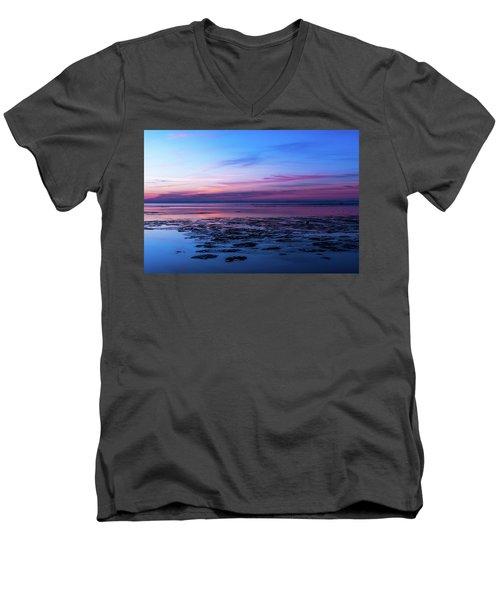 Slave To Your Mind Men's V-Neck T-Shirt