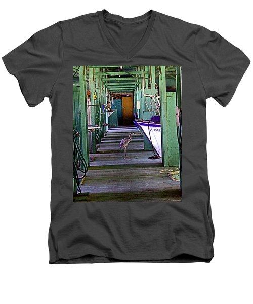 Just Look'n Not Buy'n Men's V-Neck T-Shirt