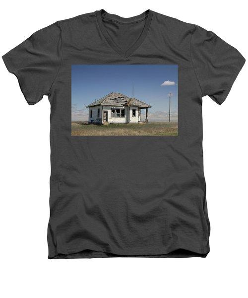 Just Plain Lonely Men's V-Neck T-Shirt