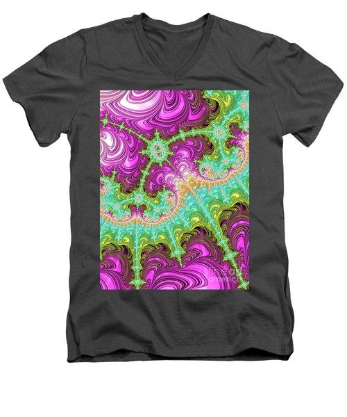 Just Something Pretty Men's V-Neck T-Shirt