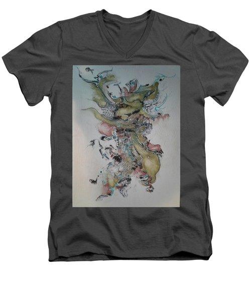 Kabuki Men's V-Neck T-Shirt
