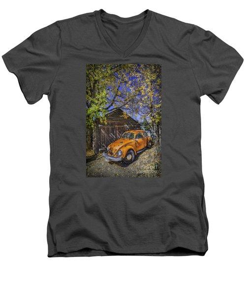 Kafer Beetle Men's V-Neck T-Shirt