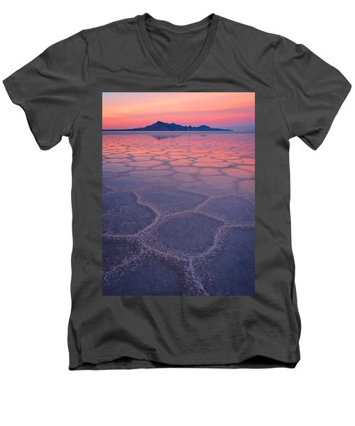 Kaleidocopic Men's V-Neck T-Shirt