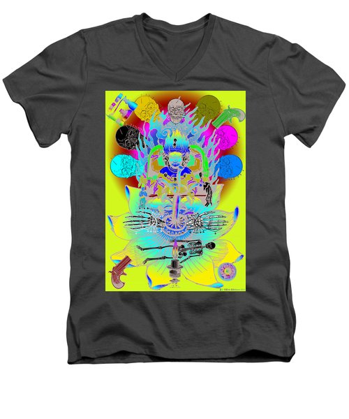 Kali Yuga Men's V-Neck T-Shirt