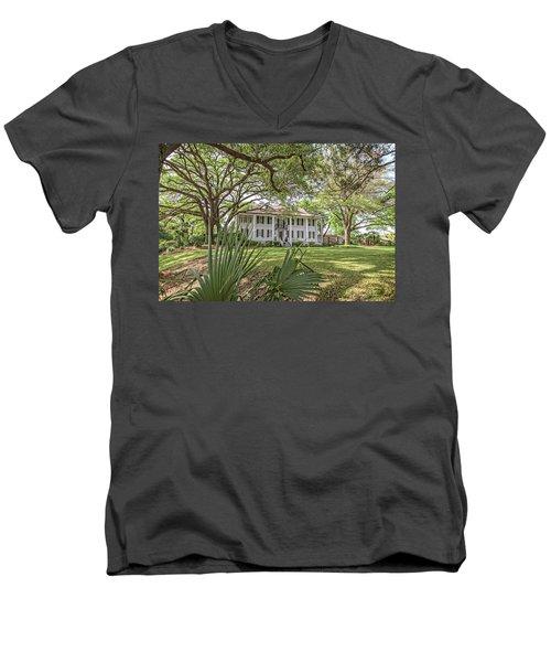 Kaminski House Museum Men's V-Neck T-Shirt