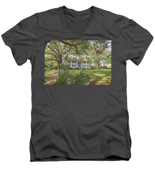 Kaminski House Museum Men's V-Neck T-Shirt