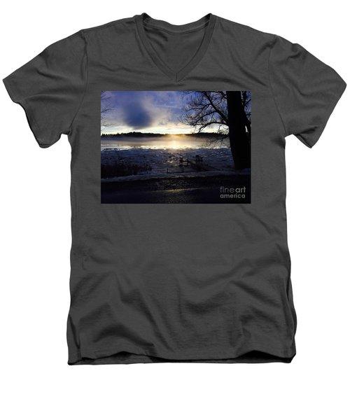 Kathy Men's V-Neck T-Shirt