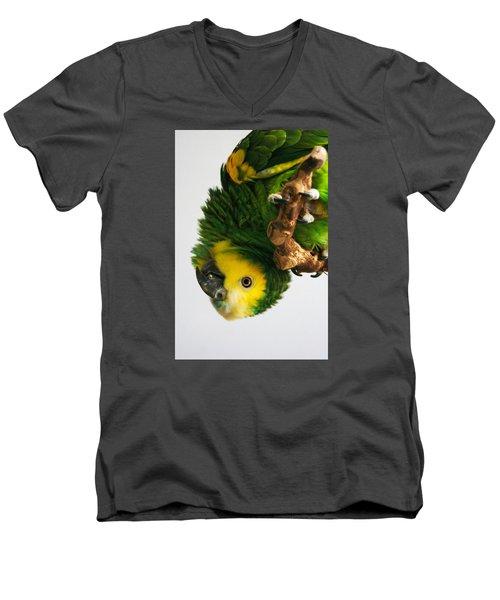 KC Men's V-Neck T-Shirt