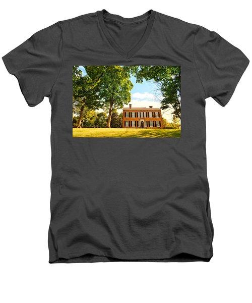 Kentucky Home  Men's V-Neck T-Shirt