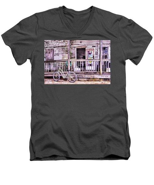 Key West Flower Shop Men's V-Neck T-Shirt